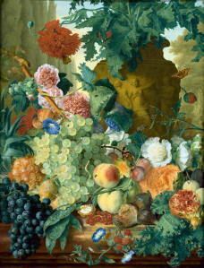 fruit-and-flowers-in-front-of-a-garden-vase-1