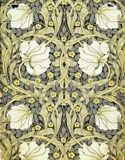 1876 Pimpernel William Morris (1834-1896)