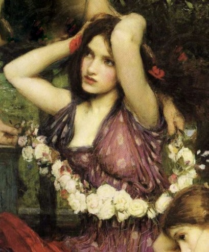pre-raphaelite-art-john-william-waterhouse-flora-and-the-1354211907_b-409x494